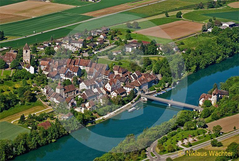 Foto: Kaiserstuhl (AG). (Luftaufnahme von Niklaus Wächter)