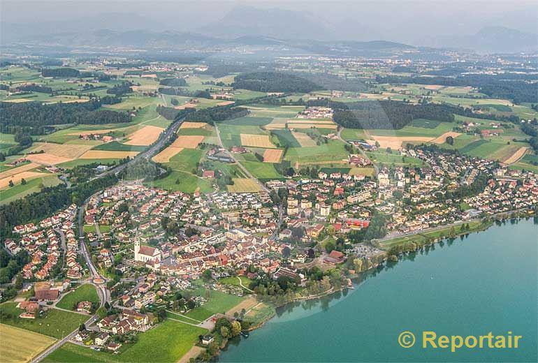 Foto: Sempach.j. (Luftaufnahme von Niklaus Wächter)