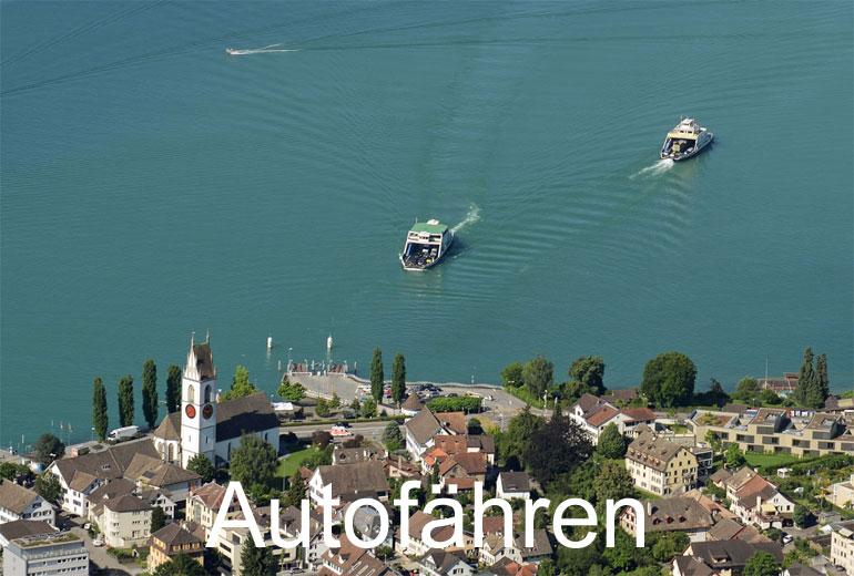 Foto: AUTOFAEHREN. (Luftaufnahme von Niklaus Wächter)
