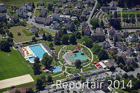 Luftaufnahme kanton luzern kriens kriens schwimmbad neu for Neu isenburg schwimmbad