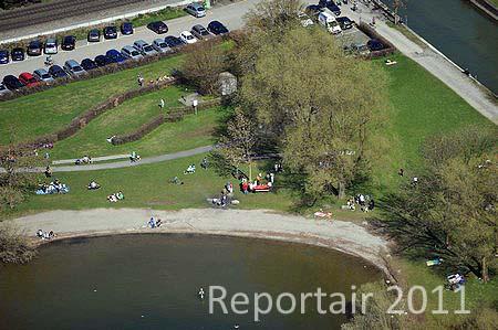 Zug/Zugersee/Zugersee FKK-Strand - Foto FKK Zugersee 02April9534