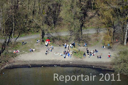 Zug/Zugersee/Zugersee FKK-Strand - Foto FKK Zugersee 02April9547