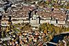 Foto 397: Das Bundeshaus  in Bern.