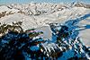 Foto 440: Die Aelggi-Alp im Kanton Obwalden ist der geografische Mittelpunkt der Schweiz.