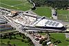 Foto 472: Bau des Fussballstadions von St.Gallen bei Winkeln SG im Jahr  2007.