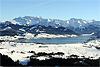 Foto 283: Der Sihlsee bei Einsiedeln.