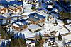 Foto 541: Der Schweizer Tennisstar Roger Federer hat für sich und seine Eltern ein Doppel-Chalet in Valbella-Lenzerheide gebaut..