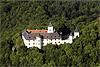 Foto 376: Luftaufnahme Burg Greifenstein bei Heiligenstadt in Oberfranken, Deutschland.