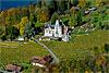 Foto 390: Neuerdings ein offizieller Trauungsort Das Schloss Meggenhorn in Meggen (LU).