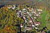 Foto 391: Schloss Kyburg bei Winterthur (ZH) mit dem gleichnamigen Ort.