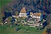 Foto 392: Schloss Burgistein in der gleichnamigen Berner Gemeinde..