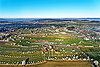 Foto 138: Reif an Büschen und Bäumen verzaubert die Landschaft bei Hildisrieden LU am 1. Januar.