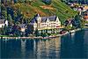 Foto 561: Das Park Hotel Vitznau am Vierwaldstättersee..