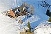Foto 535: Das Berggasthaus Napf auf dem 1408 Meter hohen Napf LU..