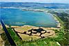 Foto 14: Fanel am Neuenburgersee zählt zu den bedeutendsten Vogelschutzgebieten der Schweiz.