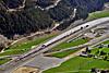 Foto 23: Gotthard-Basistunnel Nordportal bei Erstfeld UR.