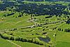 Foto 29: Der Golfplatz von Les Bois JU.