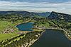 Foto 30: Der Lac de Joux auf 1000 m.ü.M und der Lac Brenet im Hintergrund.