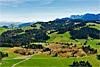 Foto 33: Das Hochmoor Mettilimoos oberhalb von Entlebuch LU.