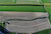 Foto 35: Linienführungen der Landwirtschaft bei Avry FR.