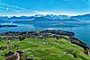 Foto 56: Und das Luzerner Steuerparadies Meggen LU hat jetzt auch einen Golfplatz.