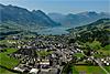 Foto 63: Sarnen am Sarnersee ist der Hauptort von Obwalden.