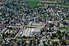 Foto 66: Mitten in Menziken AG steht die Aluminiumfabrik.