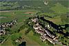 Foto 72: Das historische Städtchen Greyerz bzw. Gruyeres ist mit seinem Schloss ein Touristenmagnet.