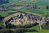 Foto 84: Landschaftsprägend - die Ziegelei von Rapperswil BE.