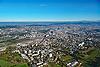 Foto 72: Zürich - Altstetten mit Blick Richtung Zürich-City.