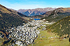 Foto 81: Davos GR liegt auf 1560 Meter über Meer.