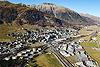 Foto 85: Samedan GR liegt neben dem gleichnamigen und einzigen Flugplatz im Kanton Graubünden.