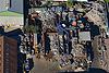 Foto 124: Abfalltrennung in einem Industriebetrieb in Buchs AG.