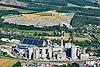Foto 134: Ursache und Wirkung Jura Zement in Wildegg AG.