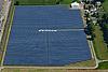 Foto 142: Solarzellenfeld in Payerne VD.