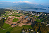 Foto 144: In Meggen LU wird ein Golfplatz gebaut.