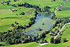 Foto 156: Der Bettenauerweiher ist ein ursprünglicher Moorweiher bei Oberuzwil SG.