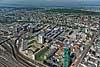 Foto 74: Die Industriezone von Zürich mit dem Prime Tower.