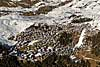 Foto 93: Das Winterferiendorf Bettmeralp VS wartet auf Schnee.