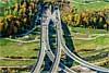 Foto 118: Farben und Symmetrie am Nordportal des Uetlibergtunnels ZH.