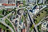 Foto 243: Abstellbahnhof in Delsberg JU.