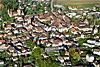 Foto 292: Die mittelalterliche Kleinstadt Estavayer-le-Lac am Südostufer des Neuenburgersees (FR) ..