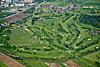 Foto 316: Der Golfplatz Holzhäusern bei Rotkreuz..
