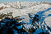 Foto 392: Die Aelggi-Alp im Kanton Obwalden ist der geografische Mittelpunkt der Schweiz.