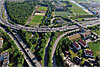 Foto 432: Autobahn-Dreieck bei Opfikon ZH.